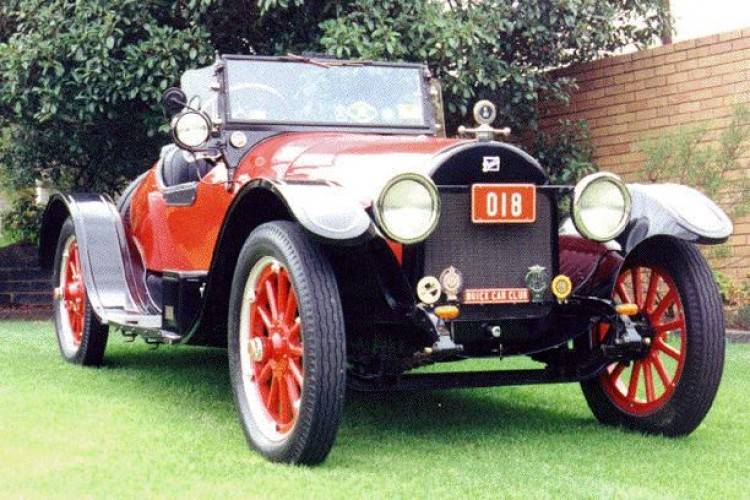 1918 EX-45 Sports Speedster