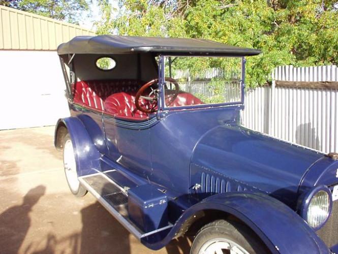 1917 Model DX-45 Touring