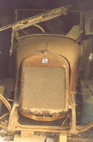 1923 Model 35 Touring