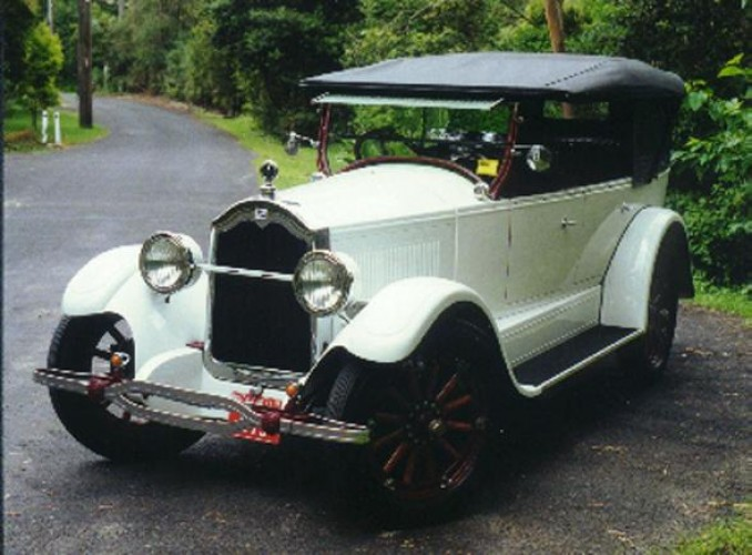 1925 Model 25-25 Standard Six Touring