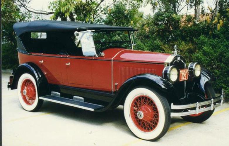 1925 Model 25-45, 5 passenger Touring