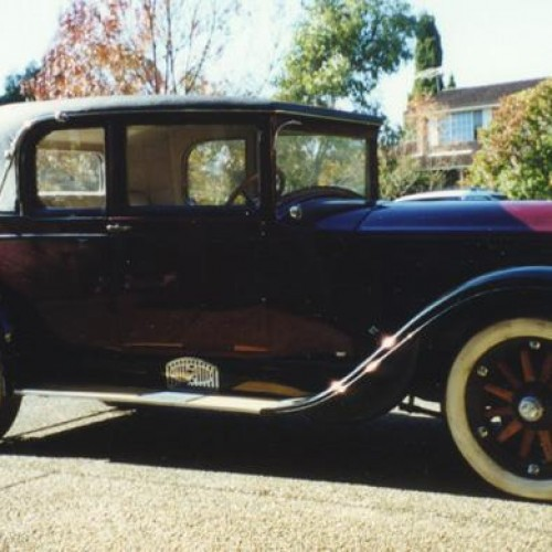 1928 Model Model 28-58 Opera Coupe