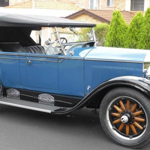 1928 Model 28-25 Standard Six