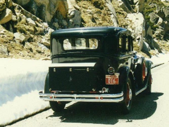 1930 Model 30-47 Sedan