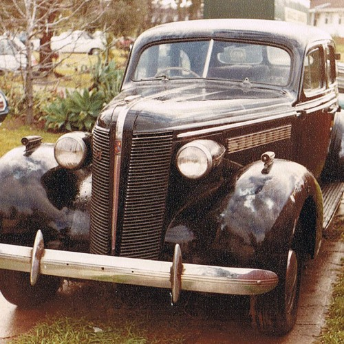1937 Model 1937 Buick Special