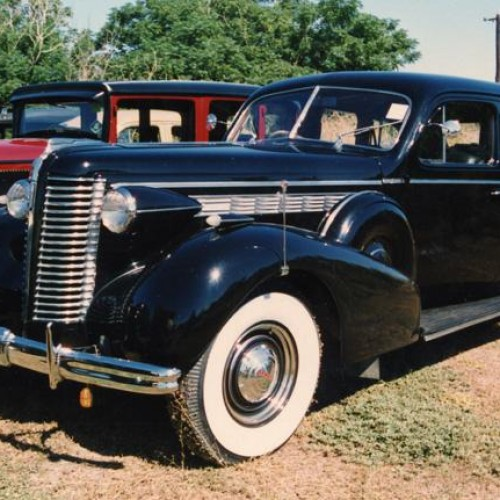 1938 Model Buick 'McLaughlin' 90 Series Limousine