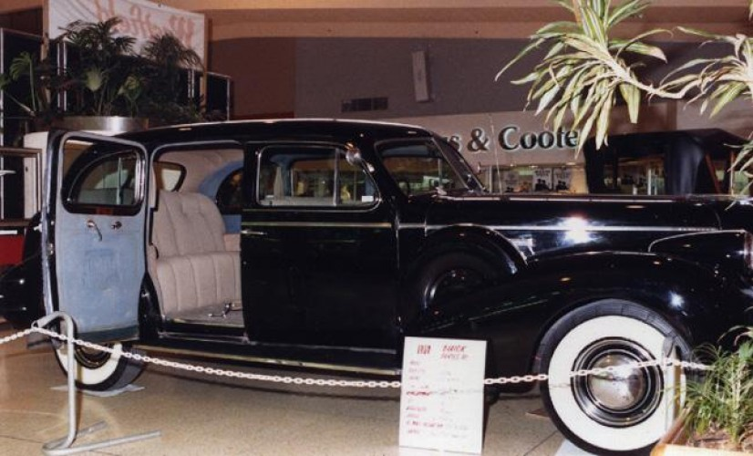 1939 Model Buick 90 series, 7 passenger Sedan