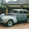 1939 Model 41, Sedan (Holden Body)