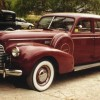 1940 Model 41 - 8/40 Sedan (6 wheel equipped)