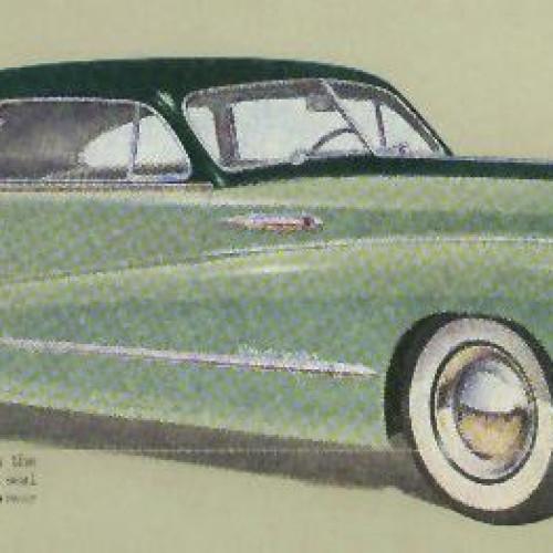 1948 Model 76-S Roadmaster Sedanet