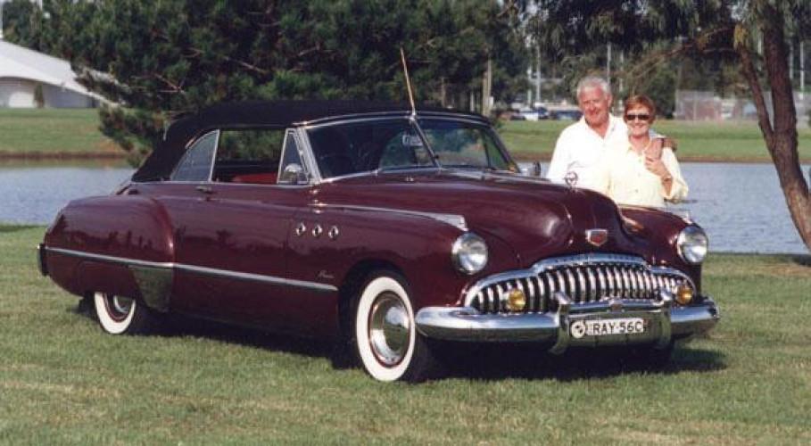 1949 Model 56-C Super Convertible
