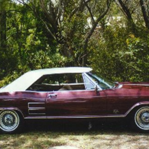 1964 Model 4747 Riviera Coupe