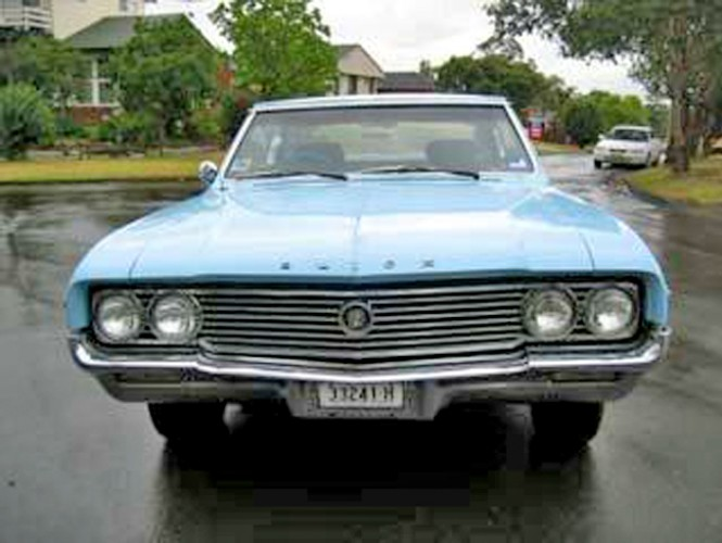 1964 Model Buick Skylark Coupe