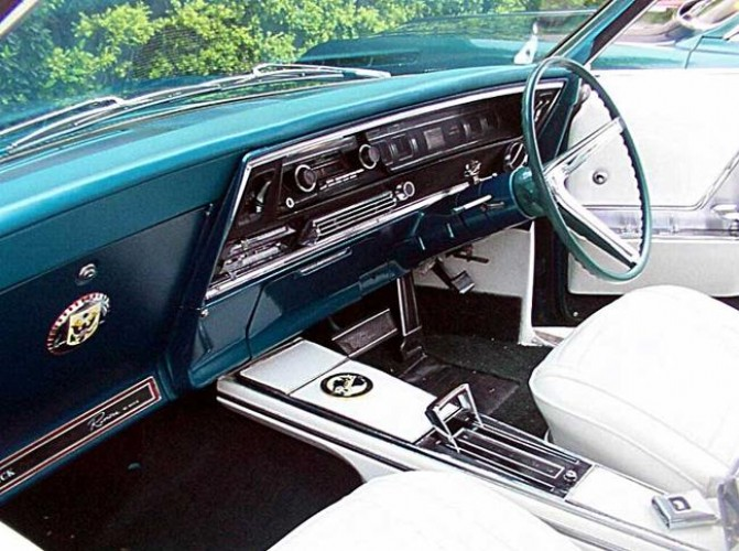1966 Model Buick Riviera (series 49400)