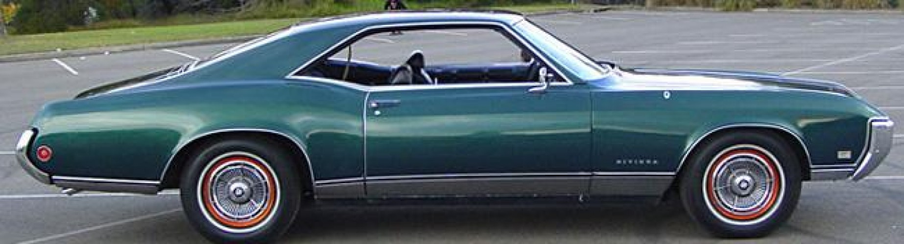 1969 Model Buick Riviera (Series 49487)
