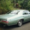 1970 Model 46439 LeSabre Custom 4 door Hardtop