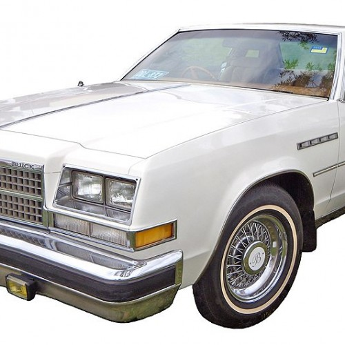 1978 Electra Park Avenue Coupe Model 4CU37
