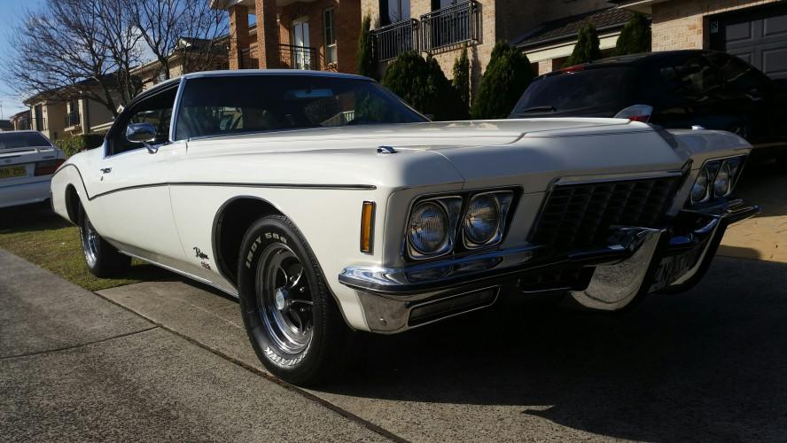 1972 Riviera