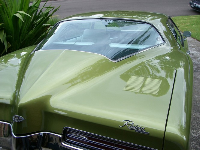 1971 Model Riviera Coupe Series 49400