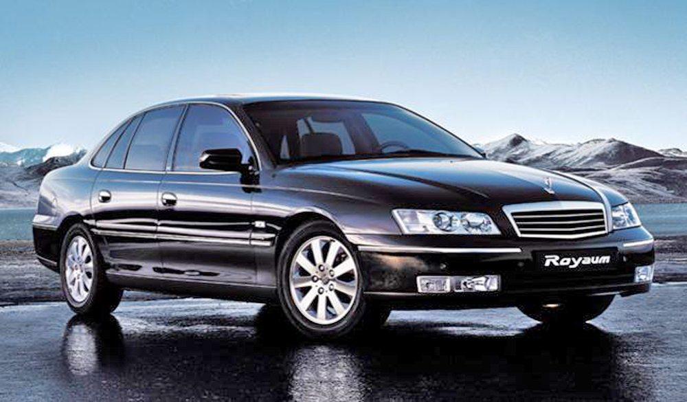 2005 Australian Built Buick Royaum For China Buick Car Club Of