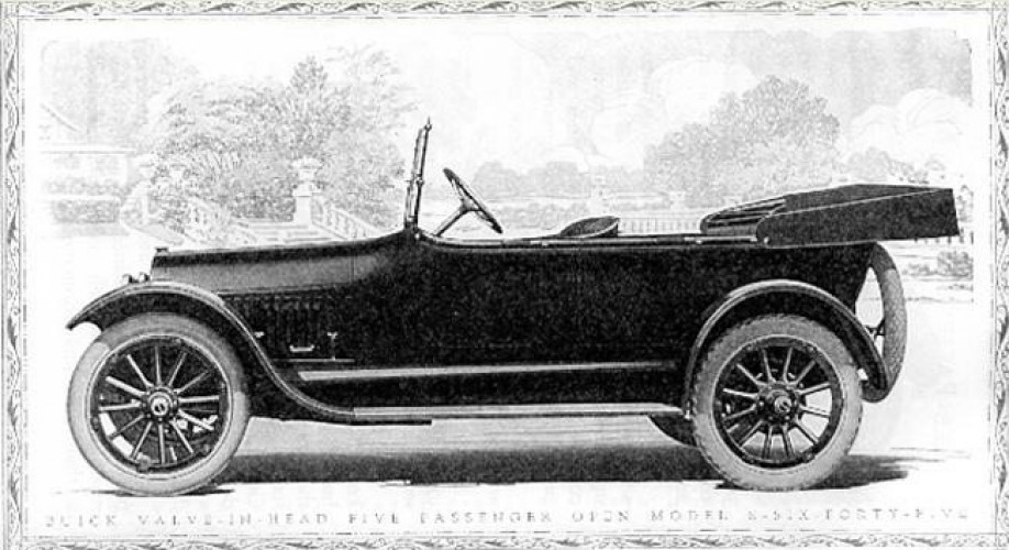 1918 EX-45 Tourer (5 passenger)