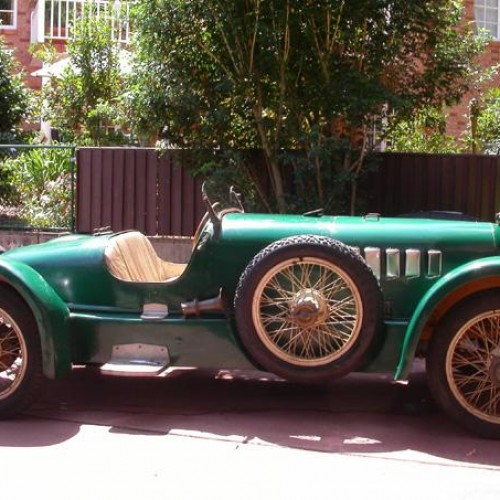 1918 Buick Series 45 Roadster (Coach Built)