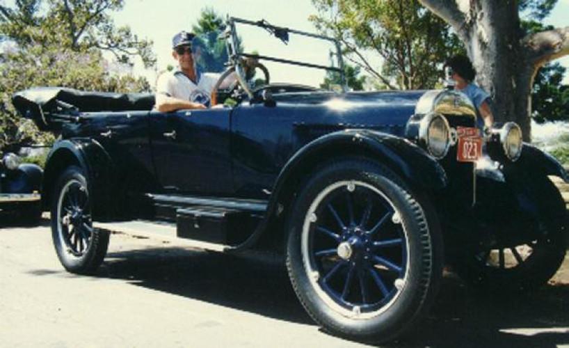 1923 Model 23-35 Touring