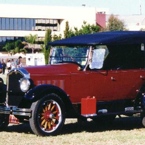 1926 Model 26-25 Standard Six Tourer
