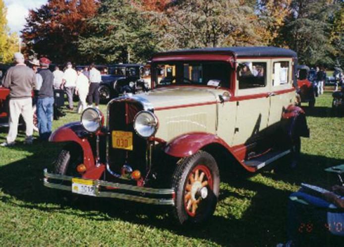 1929 Model Marquette Sedan