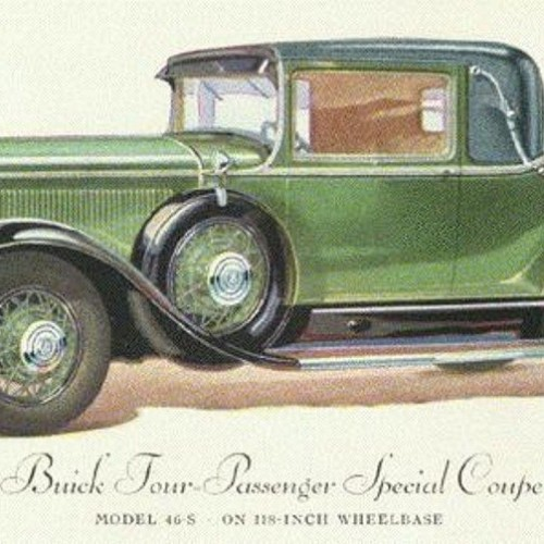 1930 Model 30-46S Sports Coupe