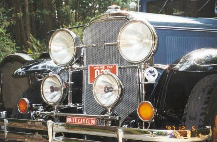 1930 Model 30-47 4 door Sedan