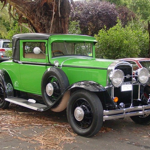 1930 Model Sports Coupe, series 40