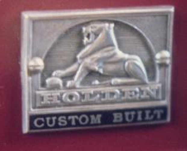 1931 Model 31-96 Victoria Coupe (Holden Body - Custom Built)
