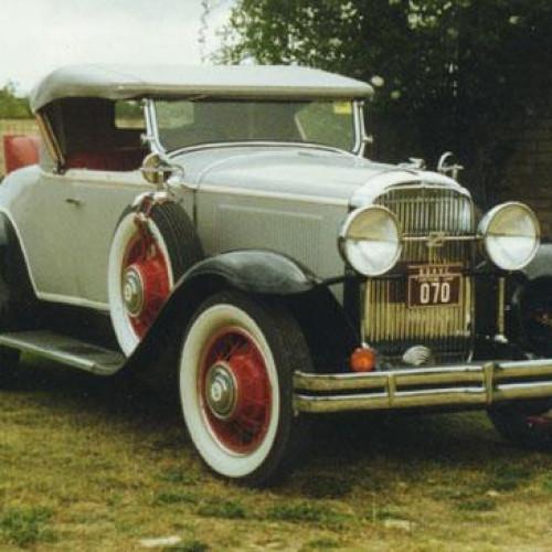 1931 Model 31-64 Roadster (Holden Body)
