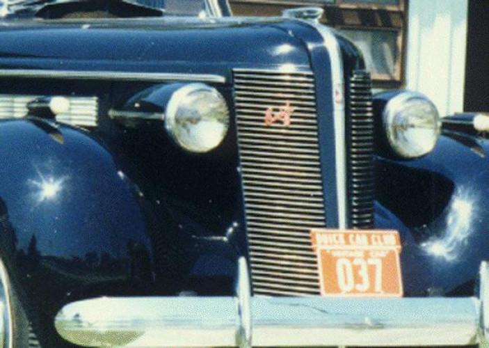 1937 Model 41 - 8/40 Special Sedan