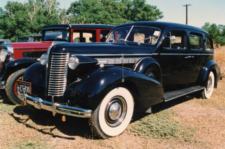 1938 Model Buick 'McLaughlin' 90 Series Limousine