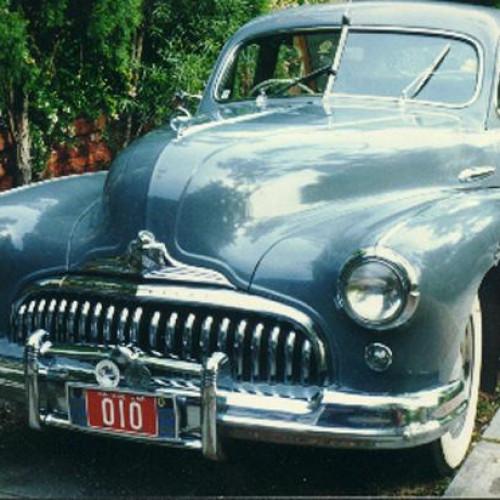 1947 Model Buick 8/40 Special Sedan