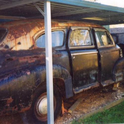 1942 Model Buick Model 90L, Limousine
