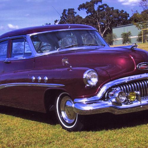 1951 Model Super Riviera, model 52