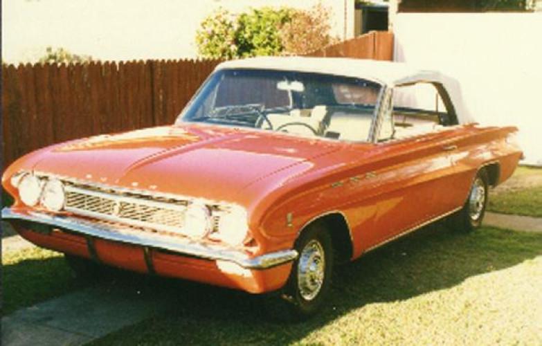 1962 Model 4367 Skylark Convertible