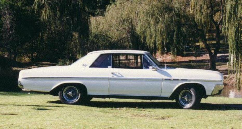 1964 Model 4337 - Skylark Sports Coupe