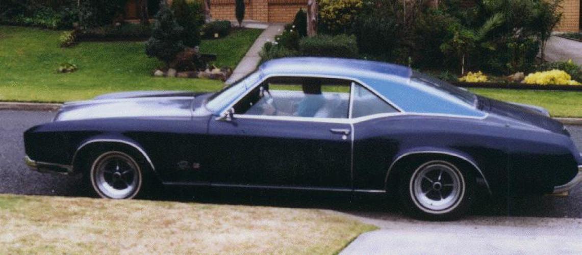 1966 Model 49487 - Riviera Coupe