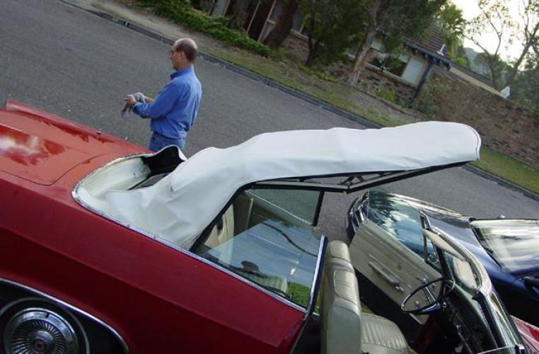 1966 Model Buick Wildcat Convertible (series 46467)