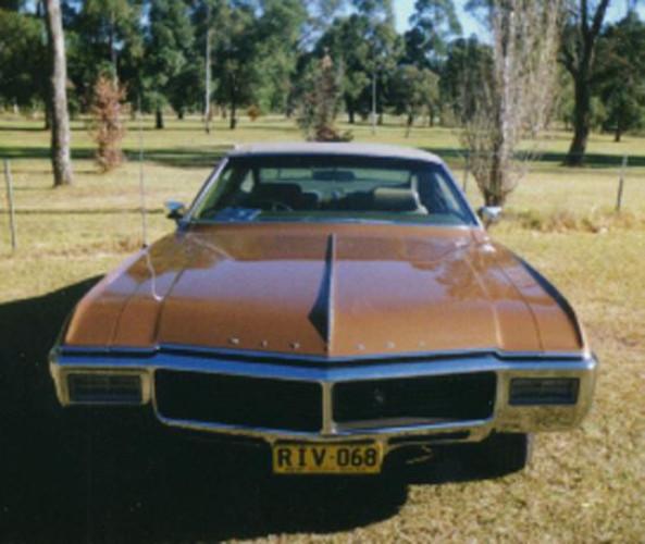1968 Model 49487, Riviera Coupe
