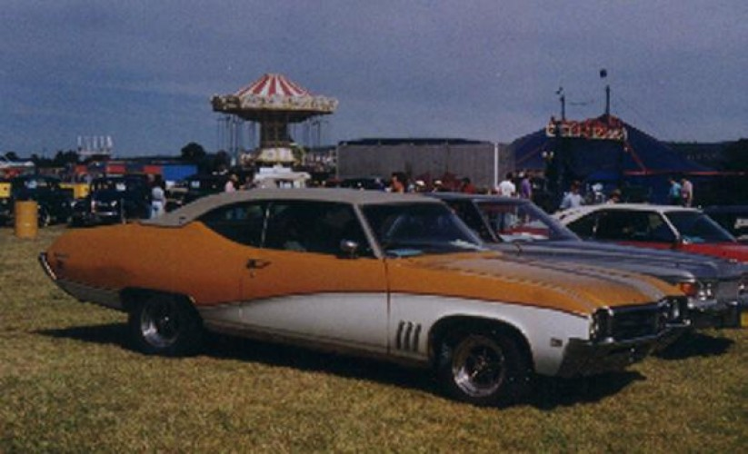 1969 Model 44437 Skylark Coupe