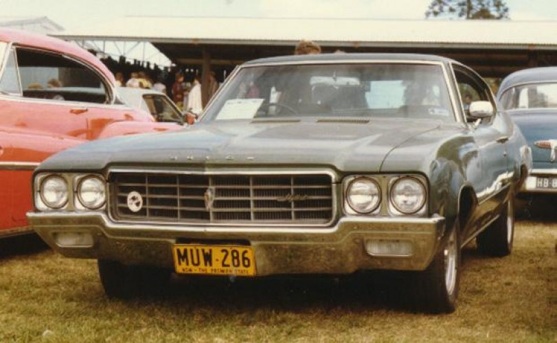 1970 Model 43327 Skylark Coupe