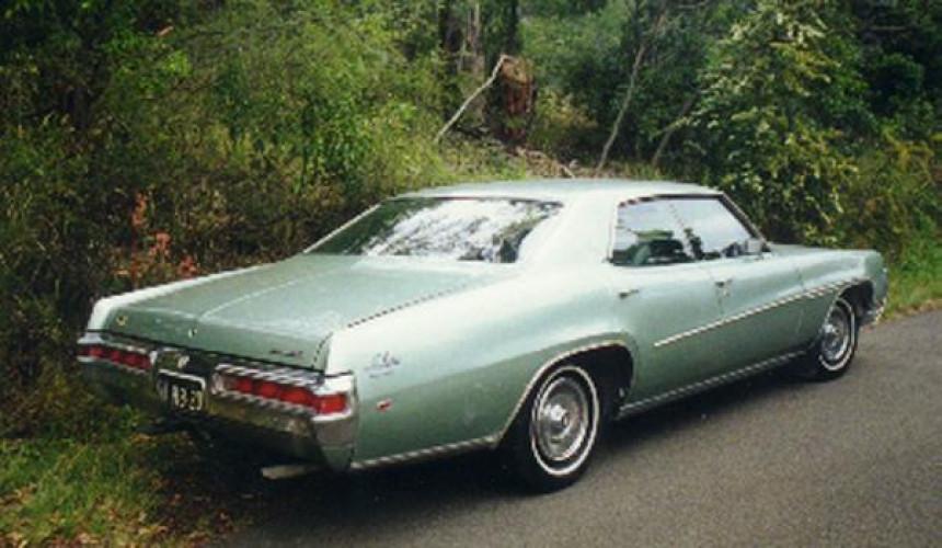 1970 Model 46439 LeSabre Custom 4 door Hardtop