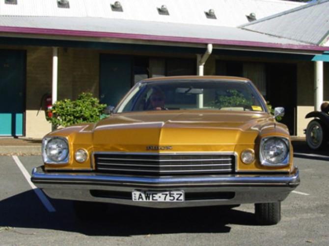 1973 Buick Century Luxus