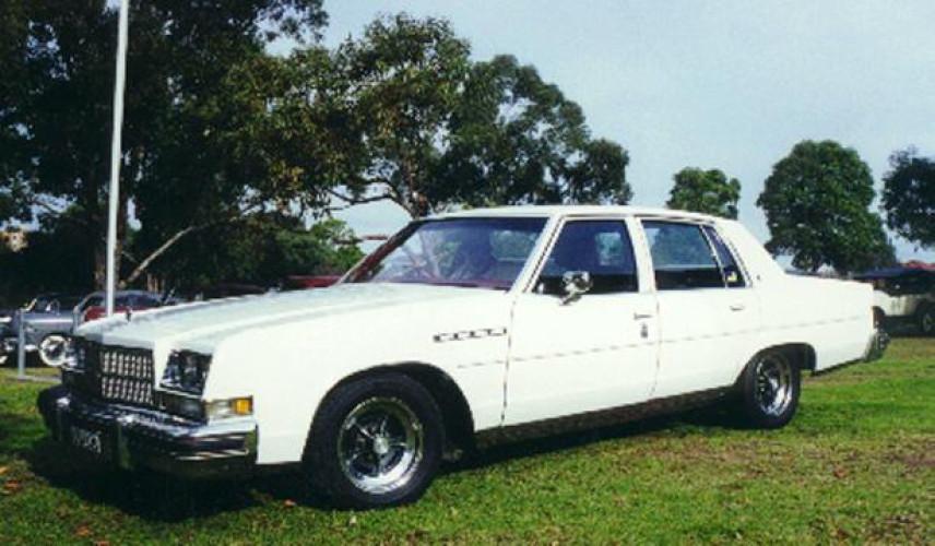 1978 Electra Park Avenue Sedan