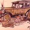 1925 Model 25-25 Tourer